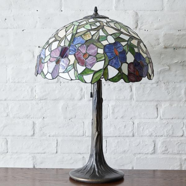 ステンドグラス テーブルランプ