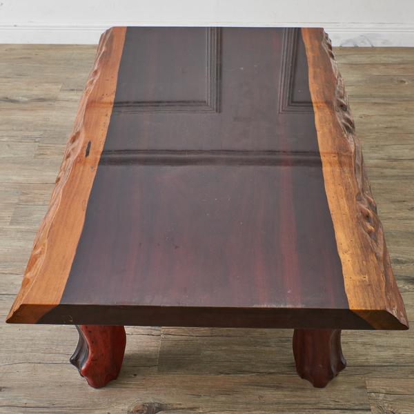 一枚板 座卓