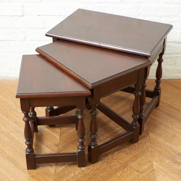 西洋クラシック ネストテーブル