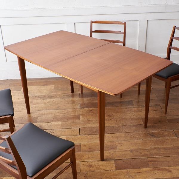 マッキントッシュ A.H.McINTOSH / UK A.H.McINTOSH レクタングル エクステンションテーブル