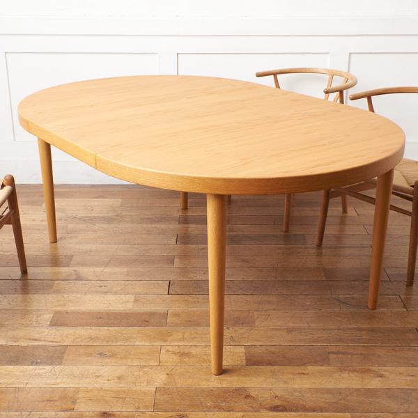 フィールドボール モベルファブリク Feldballes Mobelfabrik / Denmark カイ クリスチャンセン 伸長式ダイニングテーブル
