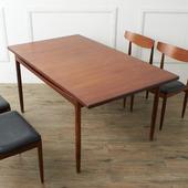 ジープラン G-PLAN / UK Danish エクステンションダイニングテーブル
