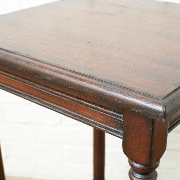 #37291 Royal antique collection 英国アンティークスタイル オケージョナルテーブル コンディション画像 - 2