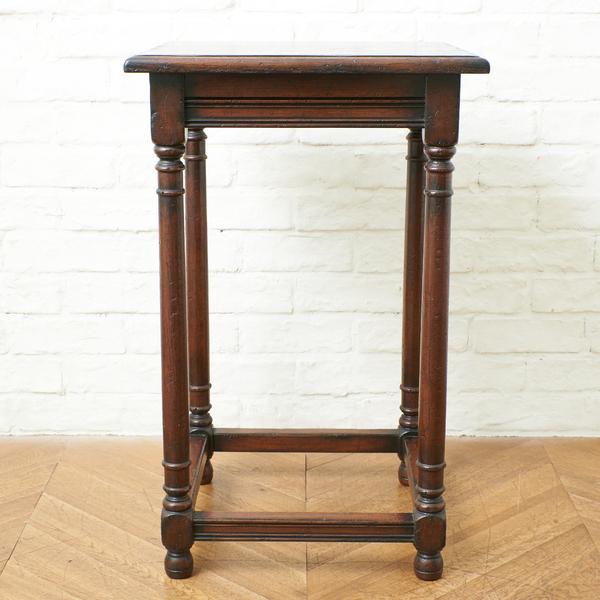 #37291 Royal antique collection 英国アンティークスタイル オケージョナルテーブル コンディション画像 - 4