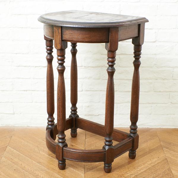 オランダ民芸家具 サイドテーブル