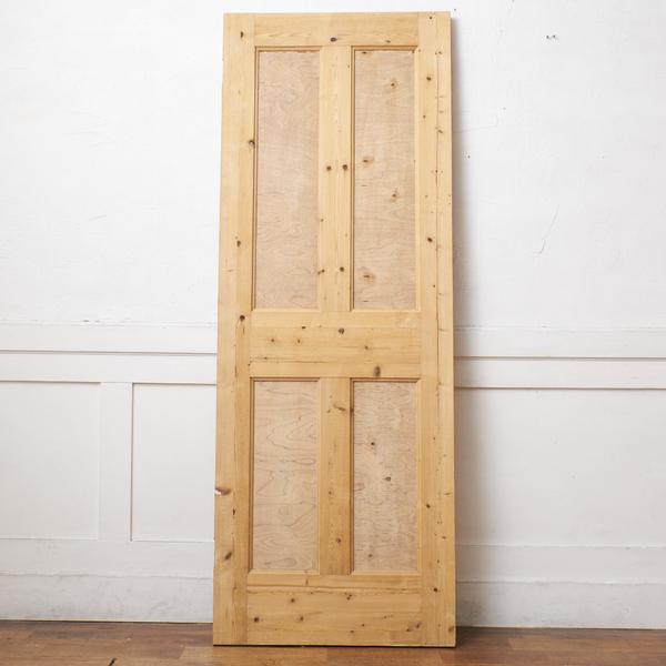 #37493 オールドパイン 英国アンティーク ドア コンディション画像 - 1