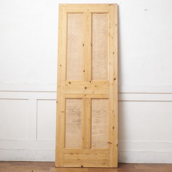 #37493 オールドパイン 英国アンティーク ドア コンディション画像 - 4