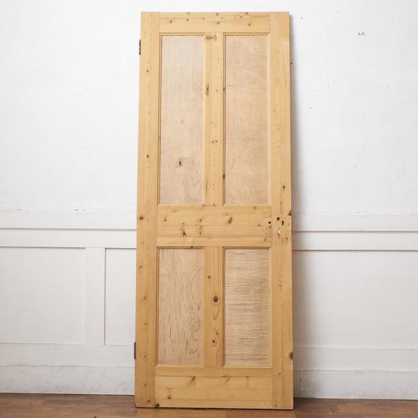 #37495 オールドパイン 英国アンティーク ドア コンディション画像 - 4