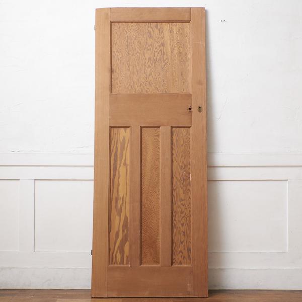 #37499 オールドパイン 英国アンティーク ドア コンディション画像 - 1