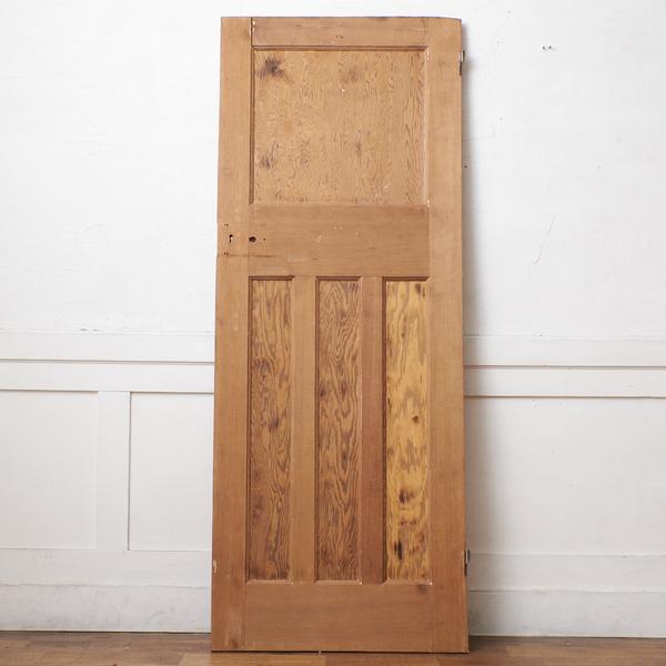 #37499 オールドパイン 英国アンティーク ドア コンディション画像 - 4