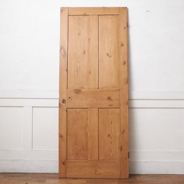 オールドパイン 英国アンティーク ドア