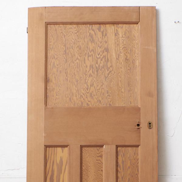 #37499 オールドパイン 英国アンティーク ドア コンディション画像 - 2