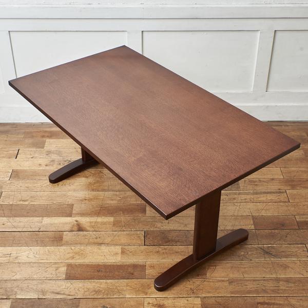 柏木工 kashiwa / Japan ウィンザー オーク無垢 ダイニングテーブル