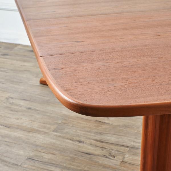 デンマーク製 ヴィンテージ エクステンションダイニングテーブル