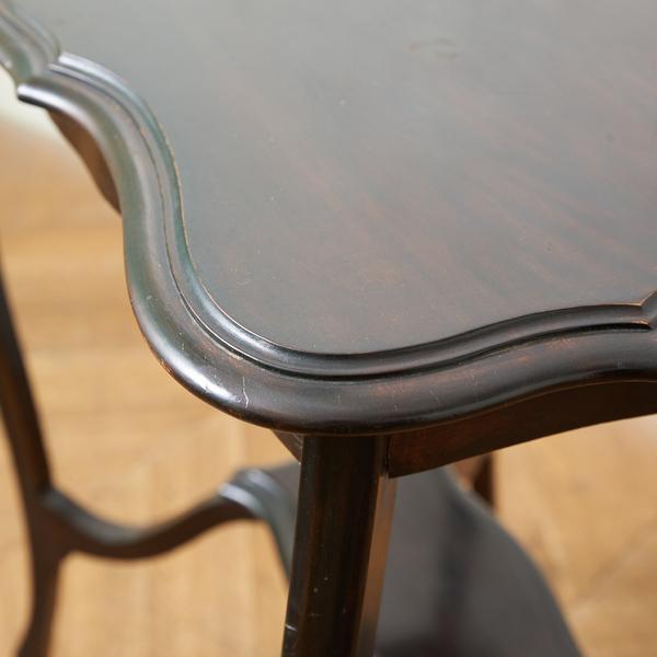 #37409 英国アンティーク マホガニーコンソールテーブル コンディション画像 - 2