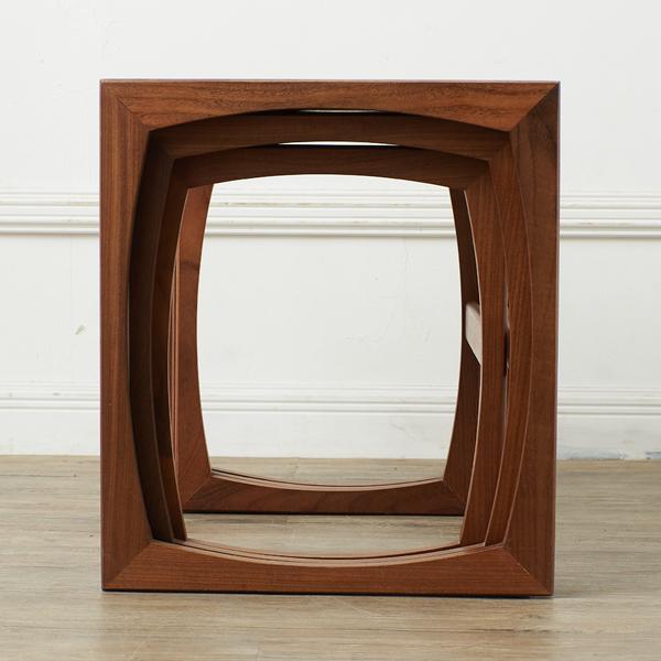 #37773 Quadrille ネストテーブル コンディション画像 - 4