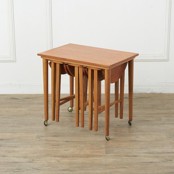 #37922 Poul Hundevad  ネストテーブル コンディション画像 - 3