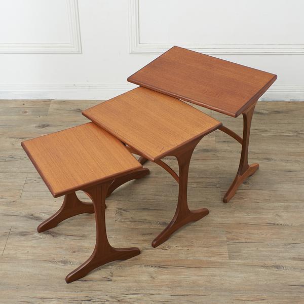 ジープラン G-PLAN ホエールレッグ ネストテーブル