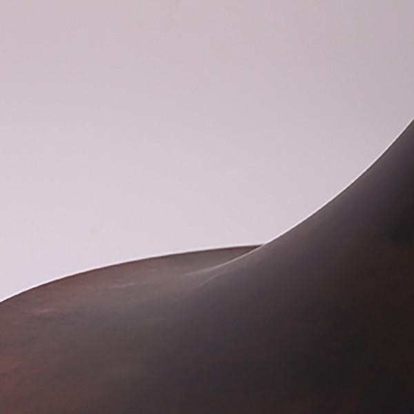 #34938 Rona ペンダントランプ / M サビ加工 ブラック コンディション画像 - 3