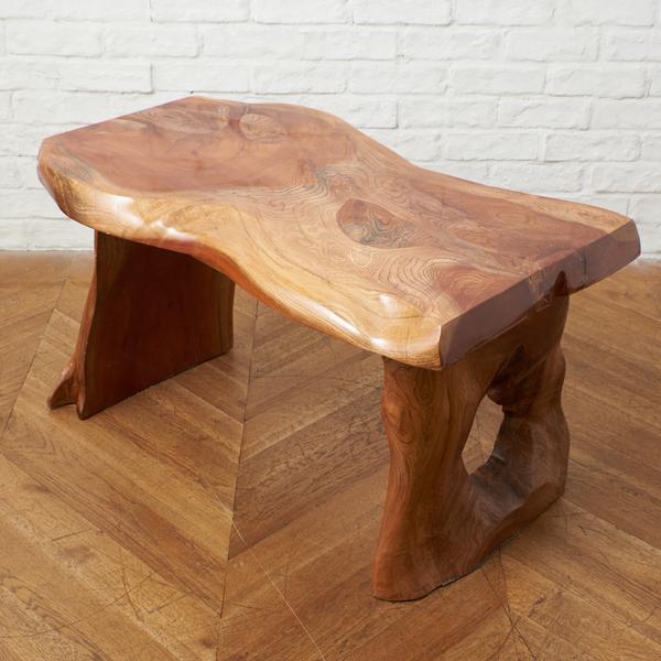 欅一枚板 テーブル