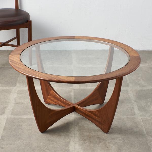 ジープラン G-PLAN サーキュラーアストロテーブル Occasional Table (8040)