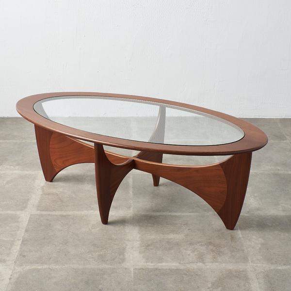 ジープラン G-PLAN オーバルコーヒーテーブル(astroオーバルテーブル)