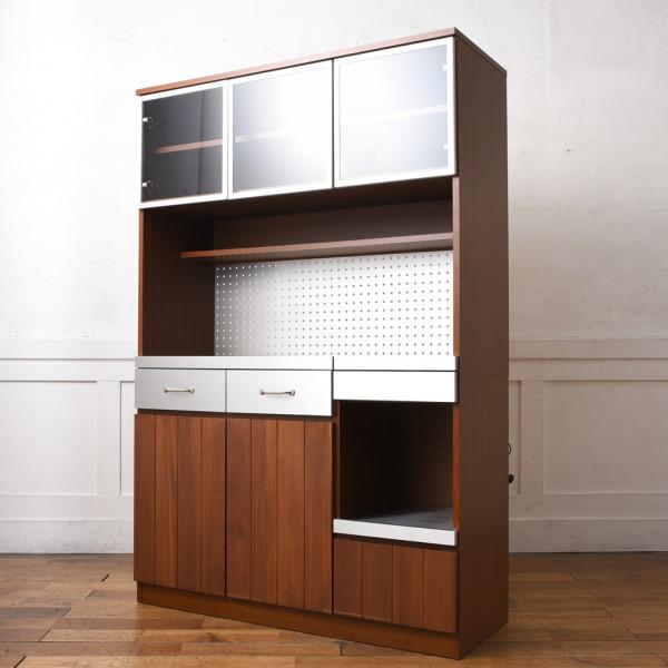 ウニコ unico STRADA キッチンボード オープン W1200