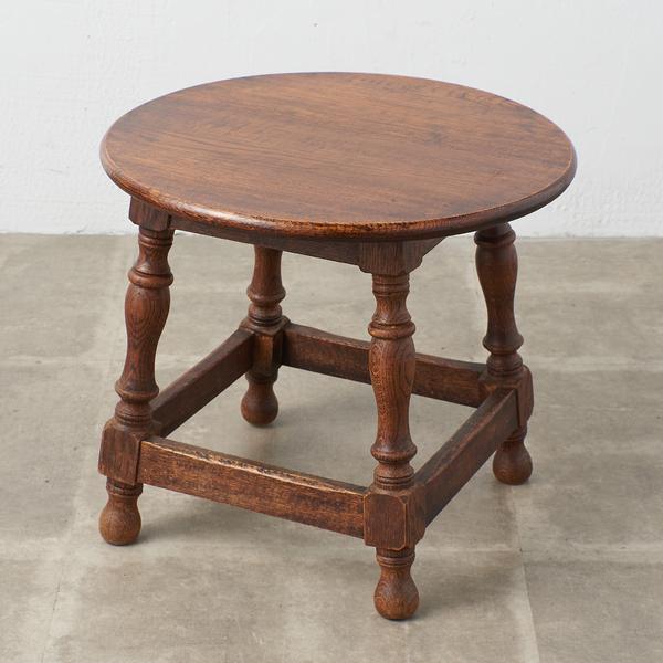 英国アンティーク サイドテーブル