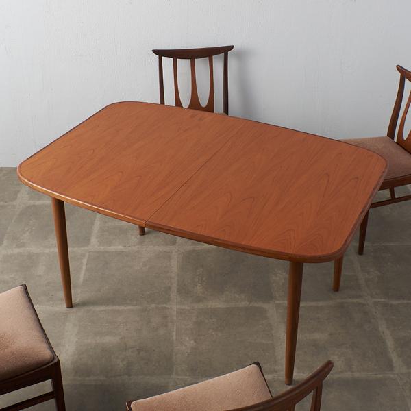 ジープラン G-PLAN フレスコ レクタングル エクステンションテーブル