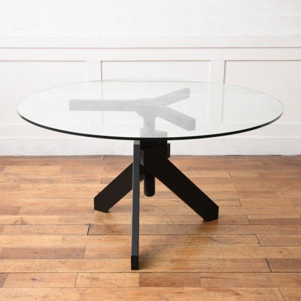 カッシーナ cassina VIDUN ラウンドテーブル