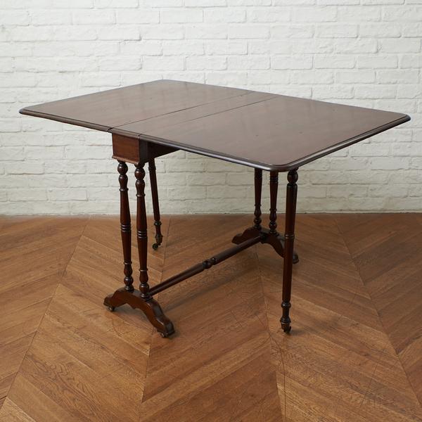 英国製 アンティーク サザーランドテーブル