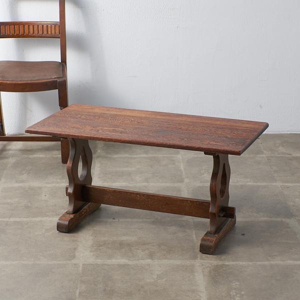 ジェイシーファニチャー Jaycee Furniture オーク無垢材 コーヒーテーブル