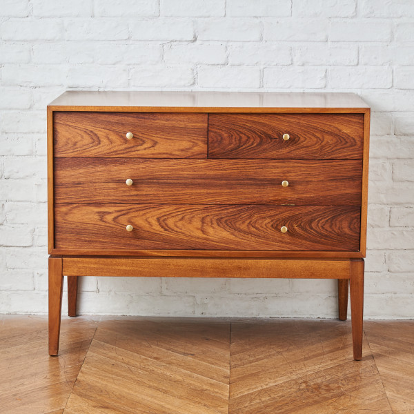 ユニフレックス Uniflex Furniture ローズウッド  ヴィンテージ ワイドチェスト