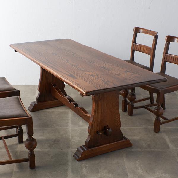 ウッド ブロス WOOD BROS Old Charm リフェクトリーテーブル