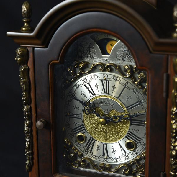 ムーンフェイズ ・ ウエストミンスター 置時計