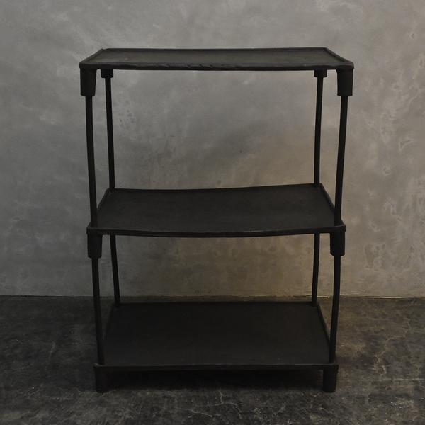#40137 インダストリアル 鉄製 オープンシェルフ コンディション画像 - 4