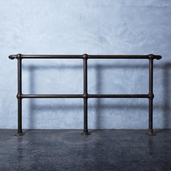 真鍮製 アンティーク 柵