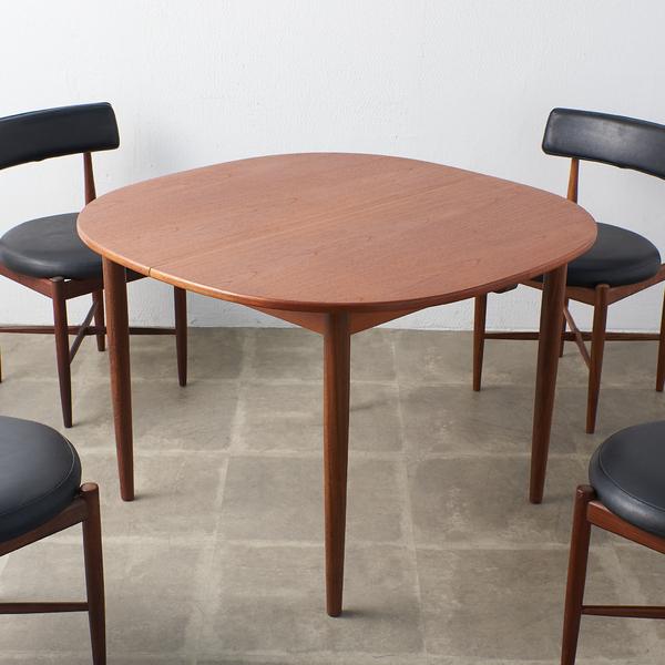 ジープラン G-PLAN フレスコ エクステンション ダイニングテーブル (4402D)