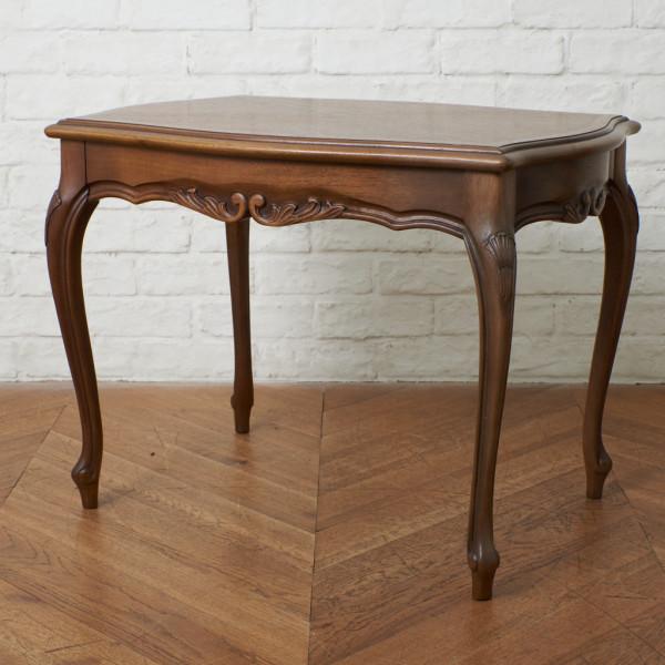 マルニ maruni クラシック 木彫刻 サイドテーブル