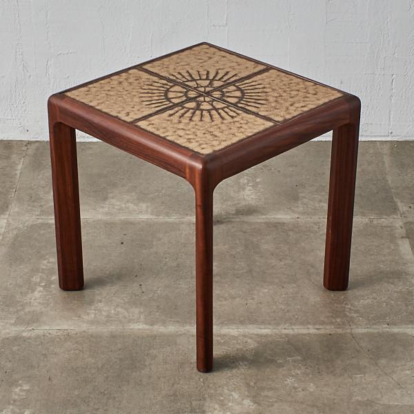 ジープラン G-PLAN タイルトップ ランプテーブル(3582D)