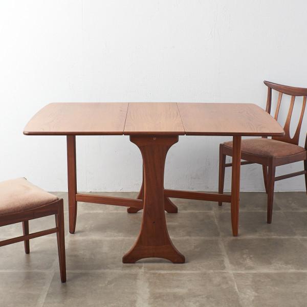 ジープラン G-PLAN Fresco ドロップリーフゲートレッグテーブル