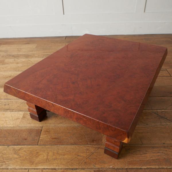 花梨一枚板 座卓