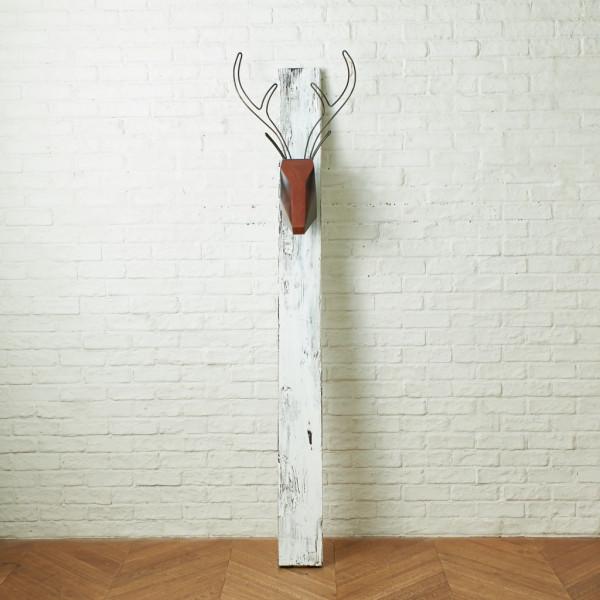 鹿モチーフ ウォールフック