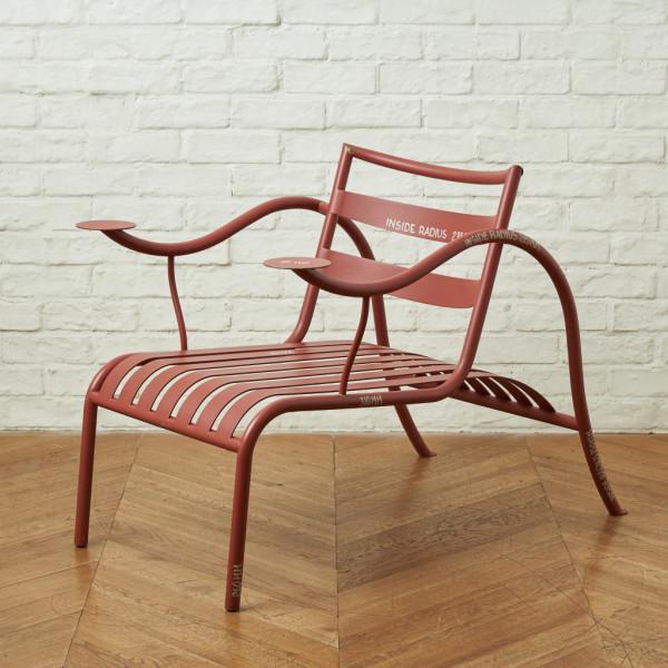 カッペリーニ Cappellini Thinking Man's Chair