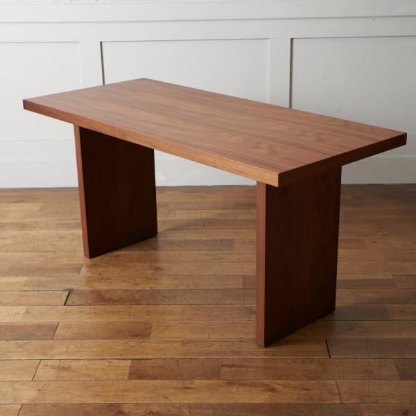 アクタス ACTUS ウォールナット材 テーブル