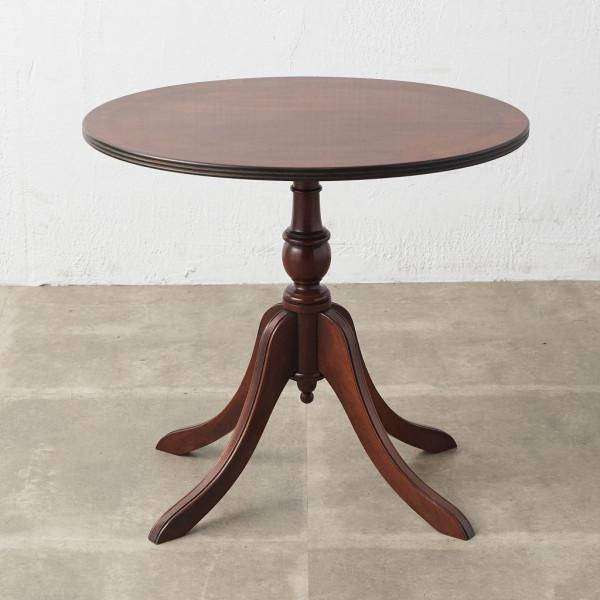 英国アンティークスタイル フリップトップテーブル