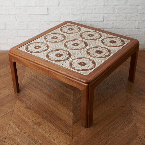 ジープラン G-PLAN タイルトップ コーヒテーブル