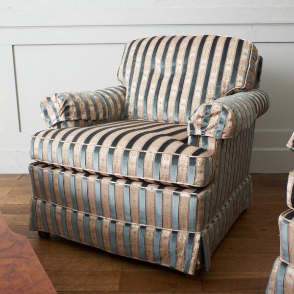 ドレクセル・ヘリテイジ DREXEL HERITAGE Upholstery シングルソファ