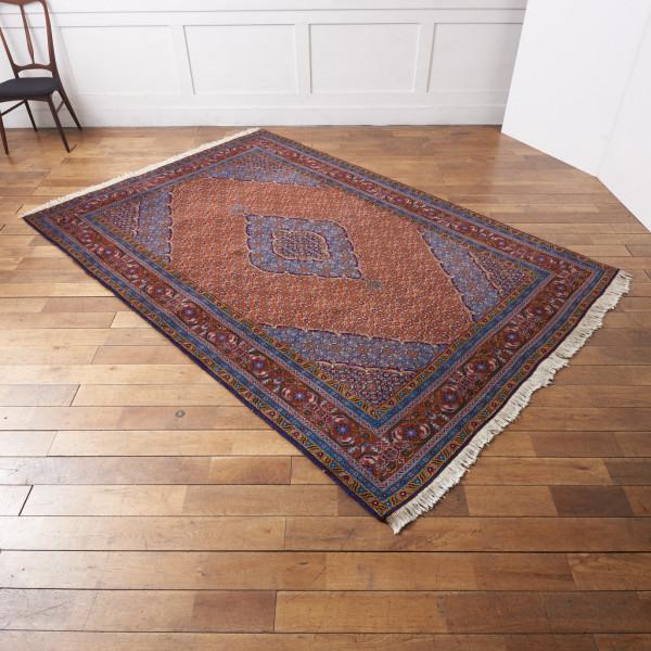ウール 手織り ペルシャ絨毯