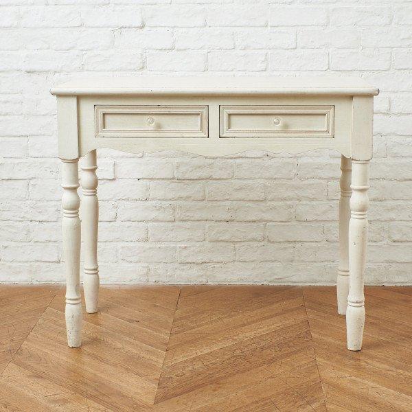 フレンチアンティークスタイル コンソールテーブル